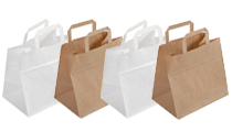 Patisserie/Take Away Bags