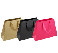 Pyramid Paper Bags